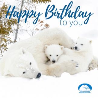 polar-bear-mom-cubs-happy-birthday-ecard